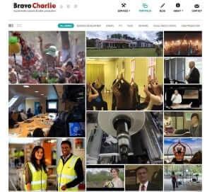 Bravo Charlie specialise in targeted video communication - BravoCharlieBirthday