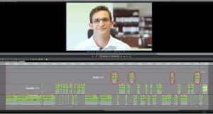 Bravo Charlie specialise in targeted video communication - BravoCharlieEditingProcess