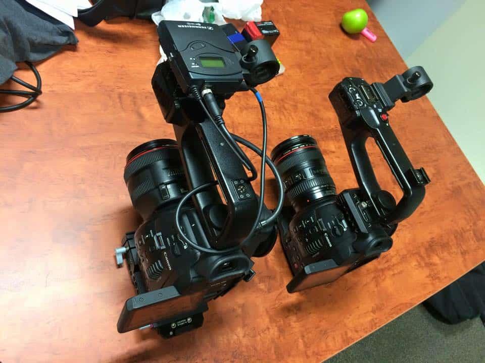 Dawons dual camera