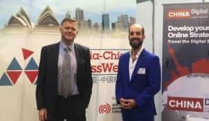 Bravo Charlie specialise in targeted video communication - B2B ChinaExpo Philip Bateman