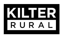 Kilter Rural Portfolio Logo